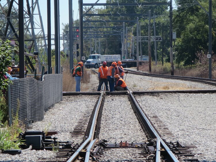 Contractor in Superior WI | Railroad Repair | Alliance Steel Construction