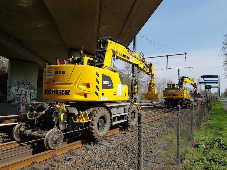 Contractor In Superior Wi Railroad Repair Alliance